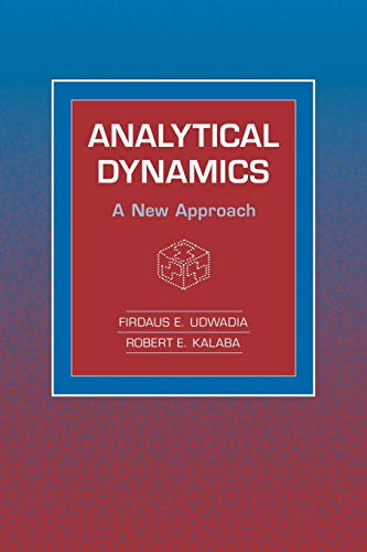 9780521048330: Analytical Dynamics: A New Approach