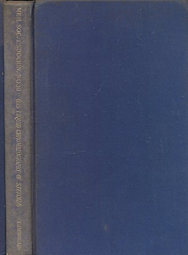 Memoirs of the Society for Endocrinology: Volume: n/a