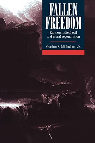9780521050234: Fallen Freedom: Kant on Radical Evil and Moral Regeneration