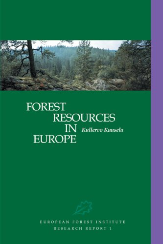 9780521052238: Forest Resources in Europe 1950-1990