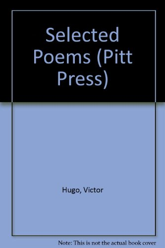 9780521053471: Selected Poems (Pitt Press)