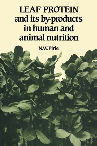 9780521054027: Leaf Protein: And its By-products in Human and Animal Nutrition