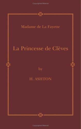 9780521055031: Princesse de Cleves