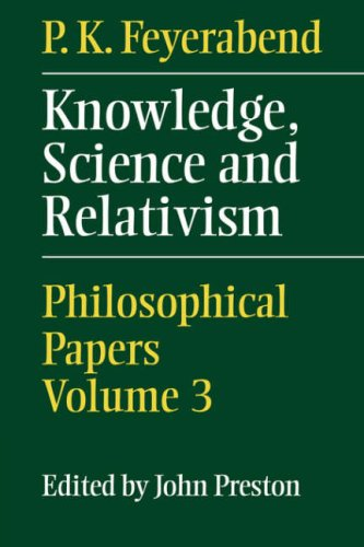 9780521057271: Knowledge, Science and Relativism