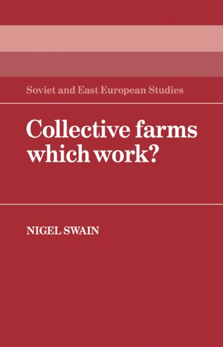 9780521057592: Collective Farms which Work? (Cambridge Russian, Soviet and Post-Soviet Studies)
