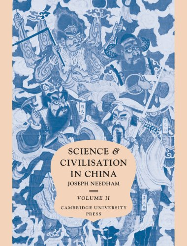 9780521058001: 002: Science and Civilisation in China, Vol. 2, History of Scientific Thought