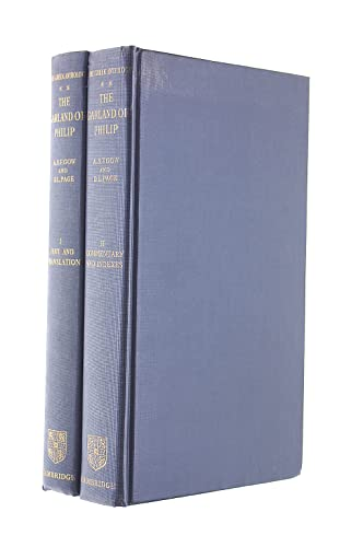 9780521058742: The Greek Anthology 2 Volume Set: The Garland of Philip and some Contemporary Epigrams: Garland of Philip, Etc