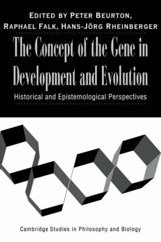 9780521060240: The Concept of the Gene in Development and Evolution: Historical and Epistemological Perspectives (Cambridge Studies in Philosophy and Biology)