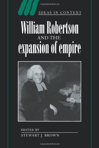 9780521060639: William Robertson and the Expansion of Empire (Ideas in Context)