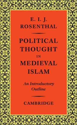 9780521061315: Political Thought in Medieval Islam: An Introductory Outline