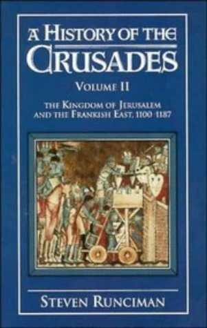 9780521061629: A History of the Crusades: Volume 2, The Kingdom of Jerusalem: The Kingdom of Jerusalem v. 2