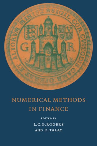 9780521061698: Numerical Methods in Finance (Publications of the Newton Institute)