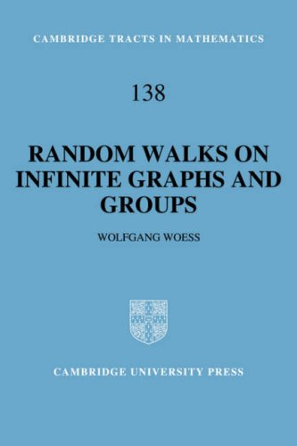 9780521061728: Random Walks on Infinite Graphs and Groups: 0 (Cambridge Tracts in Mathematics)