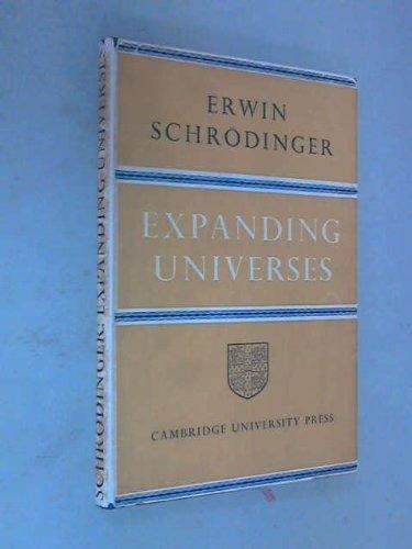 9780521062213: Expanding Universes
