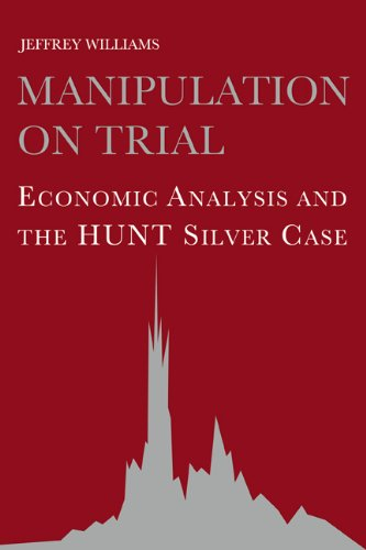9780521063470: Manipulation on Trial: Economic Analysis and the Hunt Silver Case