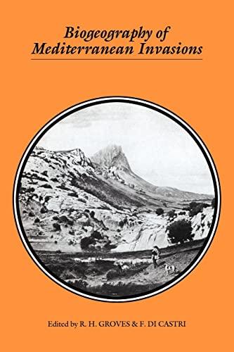 9780521063906: Biogeography of Mediterranean Invasions