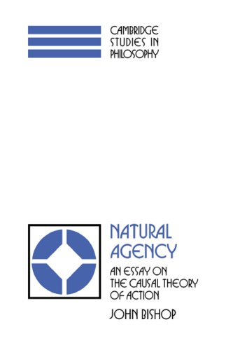 9780521063975: Natural Agency: An Essay on the Causal Theory of Action (Cambridge Studies in Philosophy)