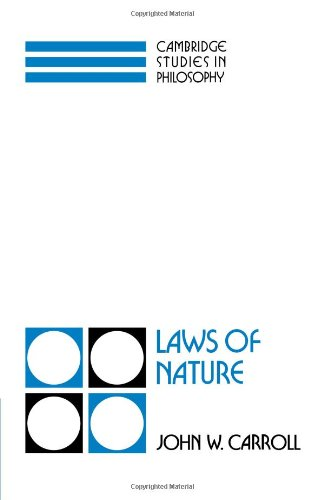 9780521064132: Laws of Nature