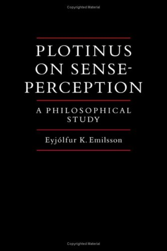 9780521065955: Plotinus on Sense-Perception: A Philosophical Study: 0