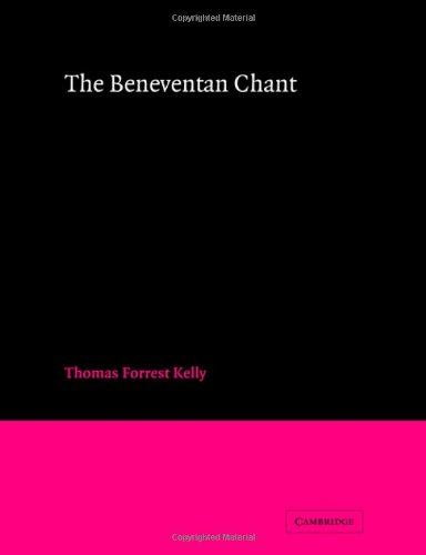 9780521065979: The Beneventan Chant