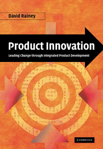 9780521066013: Product Innovation: Leading Change through Integrated Product Development