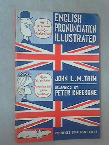 9780521066525: English Pronunciation Illustrated