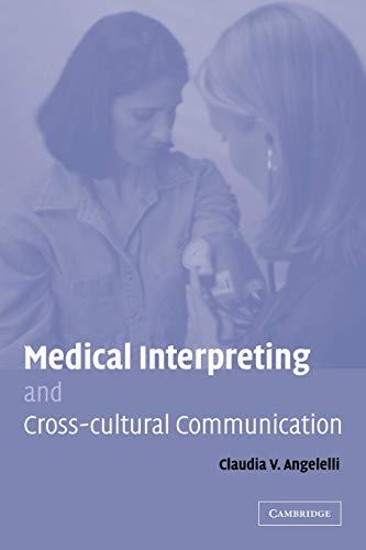 9780521066778: Medical Interpreting and Cross-cultural Communication