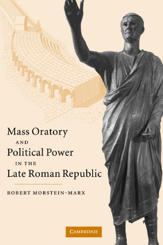 9780521066785: Mass Oratory and Political Power in the Late Roman Republic