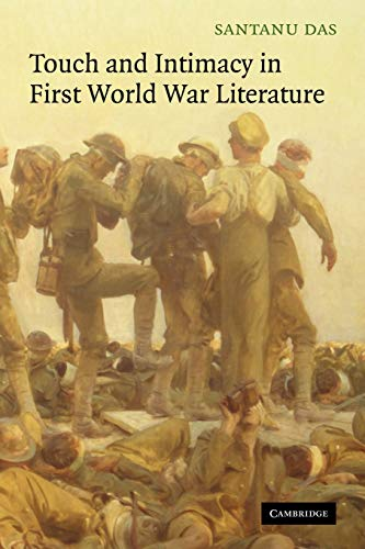 9780521066877: Touch and Intimacy in First World War Literature