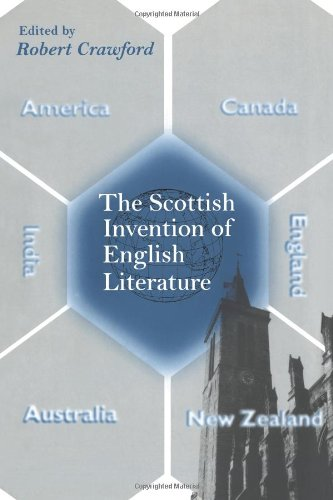 9780521067232: The Scottish Invention of English Literature