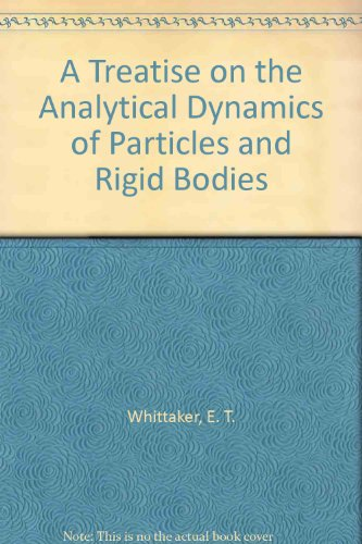 9780521067935: A Treatise on the Analytical Dynamics of Particles and Rigid Bodies