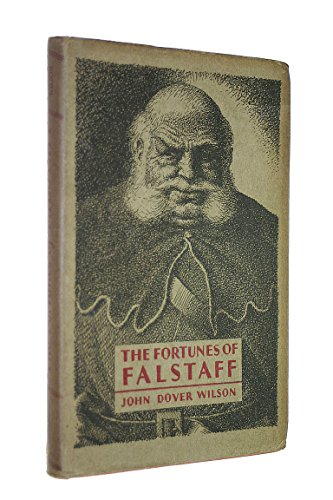 9780521068307: The Fortunes of Falstaff