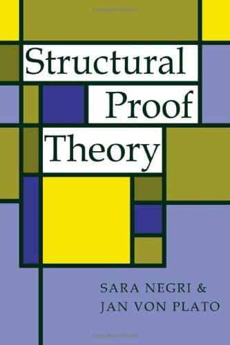 9780521068420: Structural Proof Theory