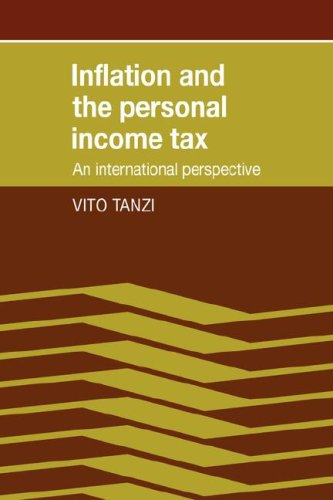 9780521068703: Inflation and the Personal Income Tax: An International Perspective