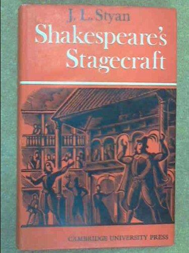 9780521069021: Shakespeare's Stagecraft