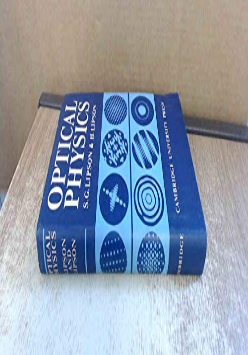 9780521069267: Optical Physics