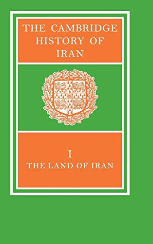 9780521069359: The Cambridge History of Iran, Vol. 1: The Land of Iran
