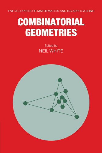 9780521070362: Combinatorial Geometries