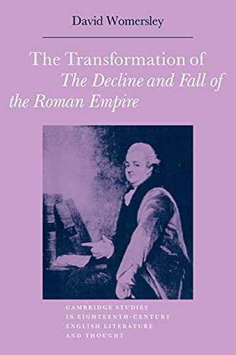 9780521070966: The Transformation of The Decline and Fall of the Roman Empire