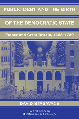 9780521071277: Public Debt and the Birth of the Democratic State: France and Great Britain 1688-1789