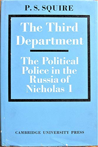 9780521071482: The Third Department