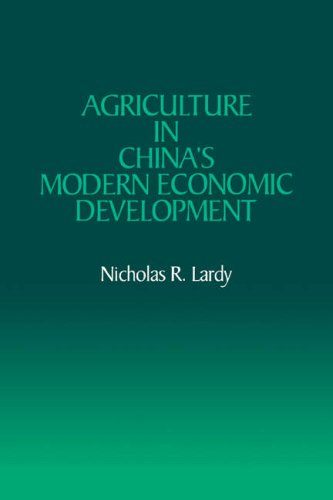 9780521071703: Agriculture in China's Modern Economic Development