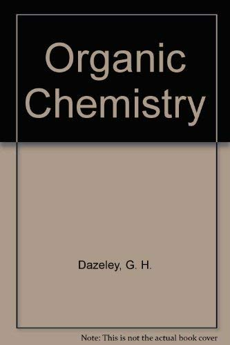 9780521071710: Organic Chemistry