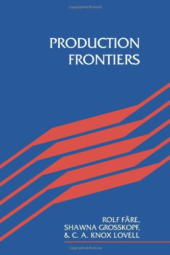9780521072069: Production Frontiers