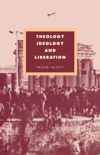Theology, Ideology and Liberation: Peter Scott