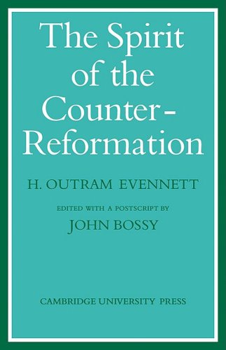 9780521072878: The Spirit of the Counter-Reformation