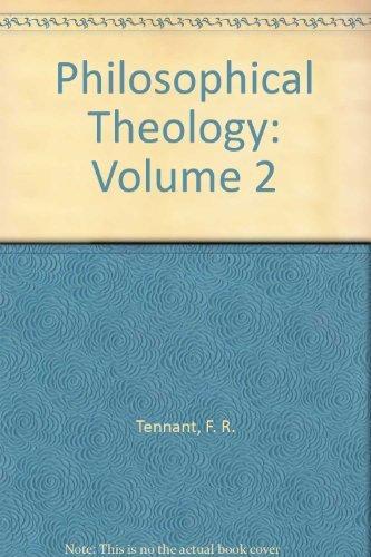 9780521074346: Philosophical Theology: Volume 2