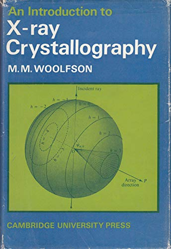 9780521074407: Introduction X-Ray Crystallography