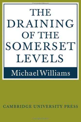 9780521074865: The Draining of the Somerset Levels
