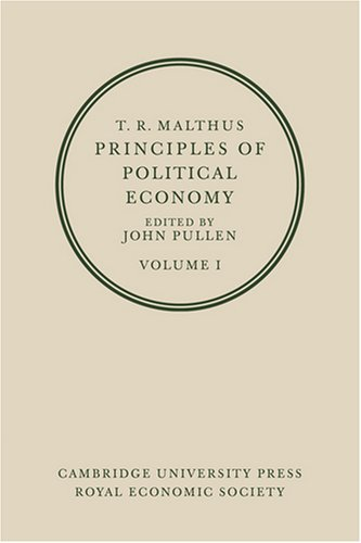 cambridge essay history in malthus political population principle text thought The new worlds of thomas robert malthus is a sweeping global and intellectual history that radically recasts our understanding of malthus's essay on the principle of population, the most famous book on population ever written or ever likely to be malthus's essay is also persistently misunderstood.